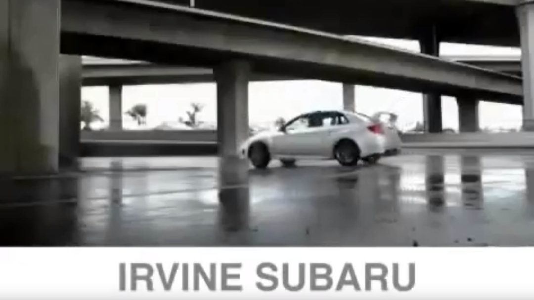 Irvine Subaru - Test Drive - Video Poster