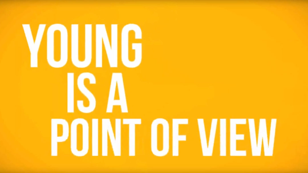 Young Company - Young is not new, it's a creative point of view - Video Poster