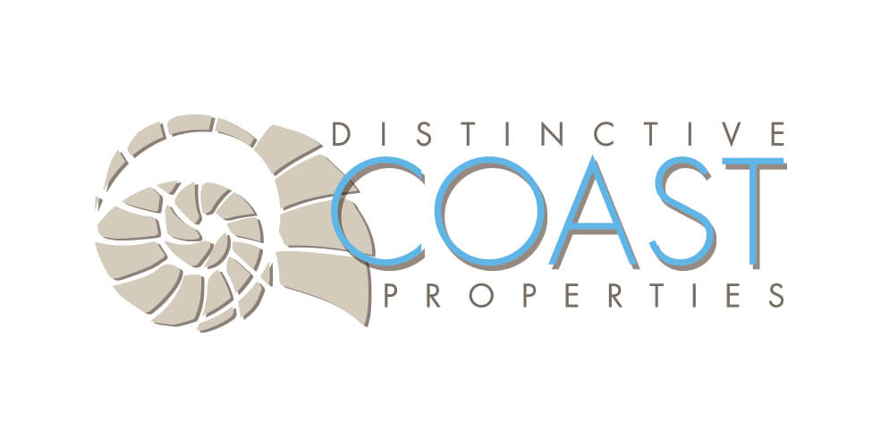 Distinctive Coast Properties Logo