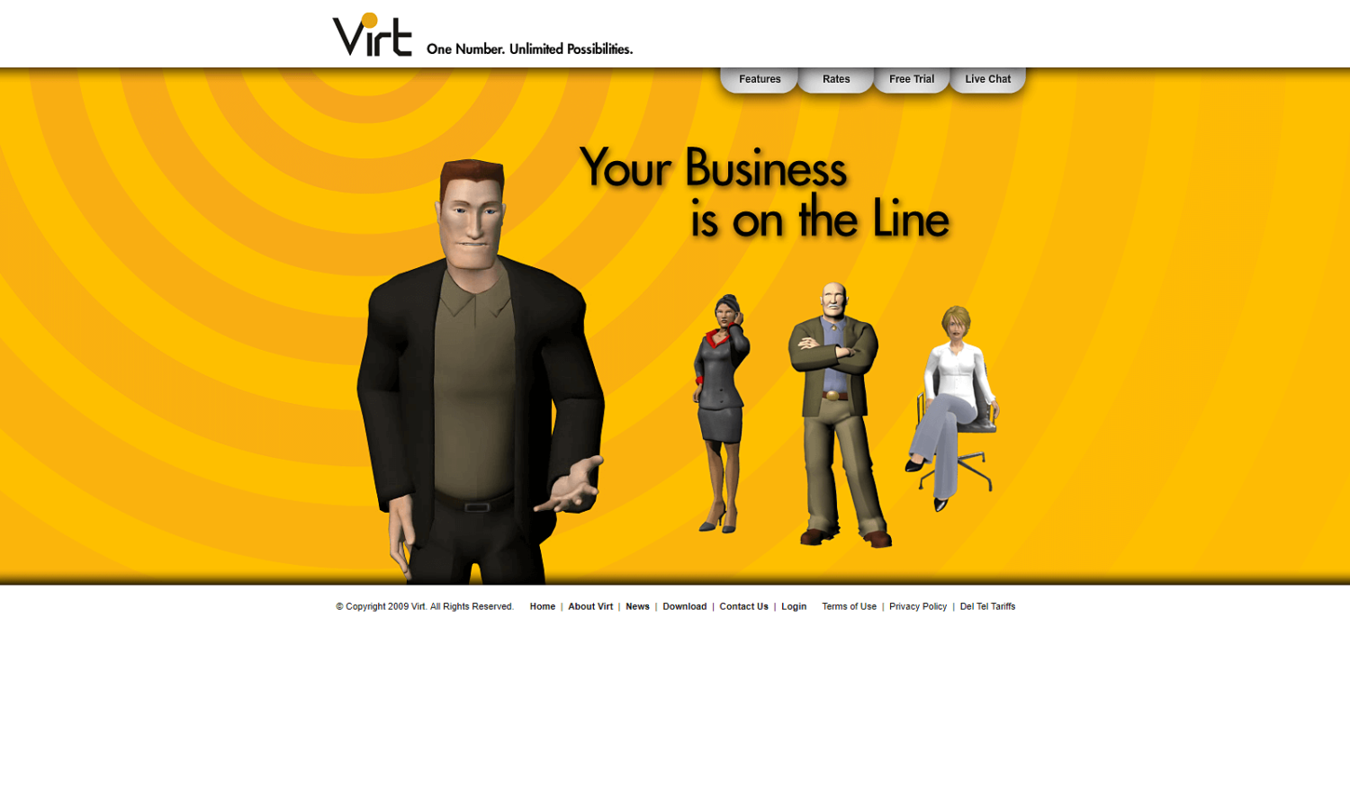 Virt Website