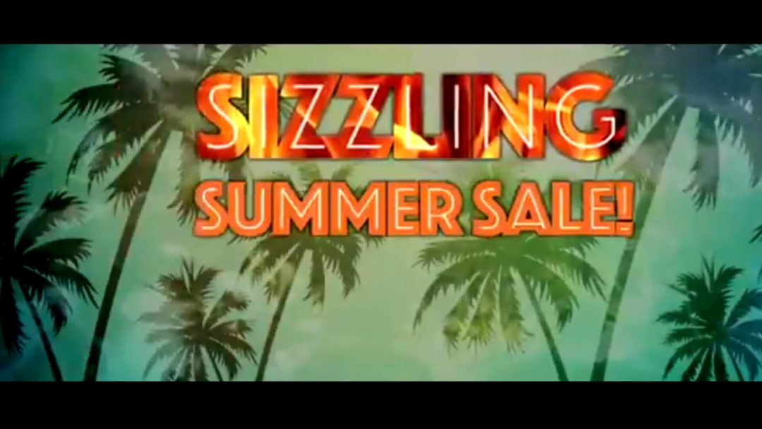 Tustin Auto Center - Summer Sales Event - Video Poster