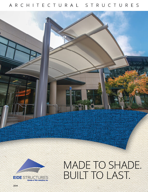 EIDE Structures Brochure Cover